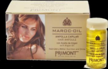 Ampolla Maroc Oil