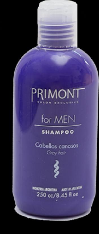 Shampoo Cabellos Canosos...