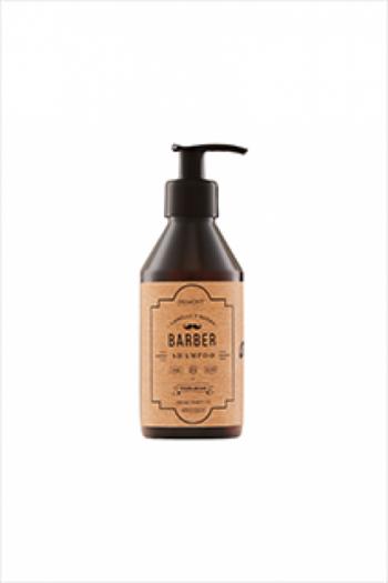 Shampoo Cabello y Barba Barber